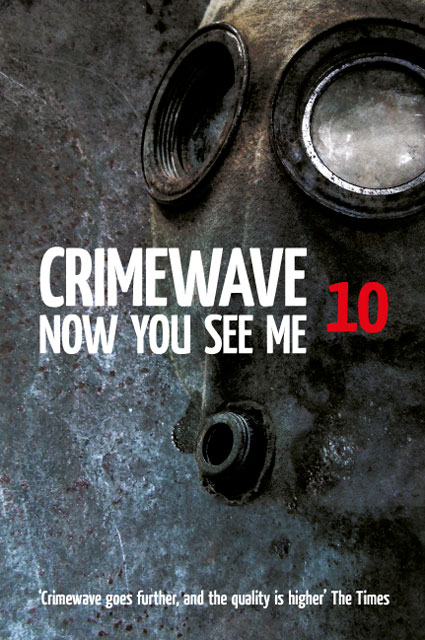 Crimewave 10 cover
