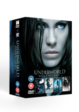 Item image: Underworld Quadrilogy